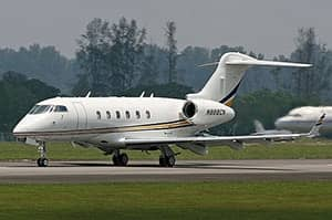 Challenger 300 Ext 2